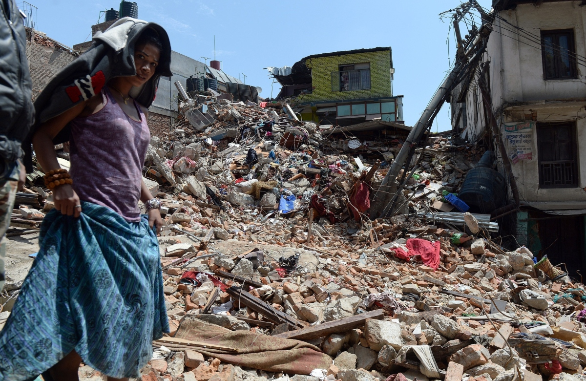 One of the World's Most Prominent Nepali Communities Mobilizes After theQuake